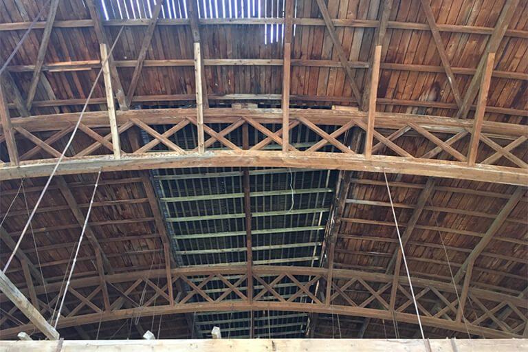 Pre-construction condition surveys